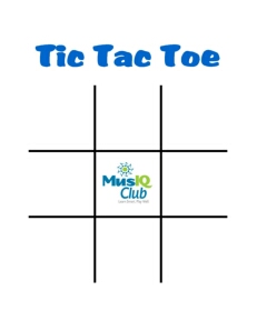 L1: Game TicTacToe Board