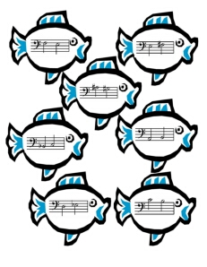 L2: Game Tone Semitone Fish