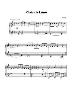 L8: LS Clair de Lune Simplified