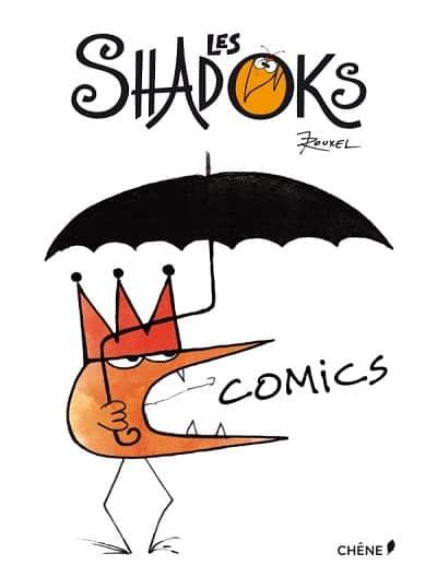 LES SHADOKS COMICS CHRONIQUE BD DALAIN SALLES