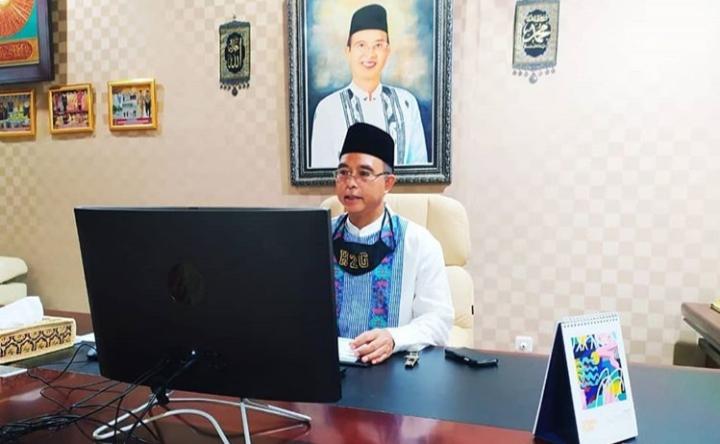 Bupati dan Wabup Pimpin Rapat Jajaran Kecamatan BTS Ulu Cecar