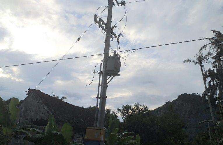 Trafo Listik Terbakar, Warga Sukorejo Minta Segera Perbaikan