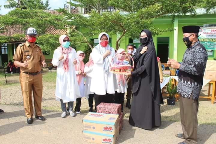PMI Kabupaten Musi Rawas Kembali Bantu Ponpes untuk New Normal