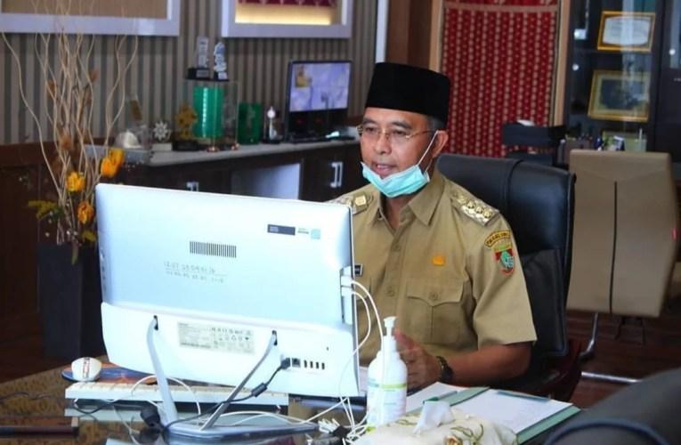 Bupati Musi Rawas Raih Penghargaan BPPT RI