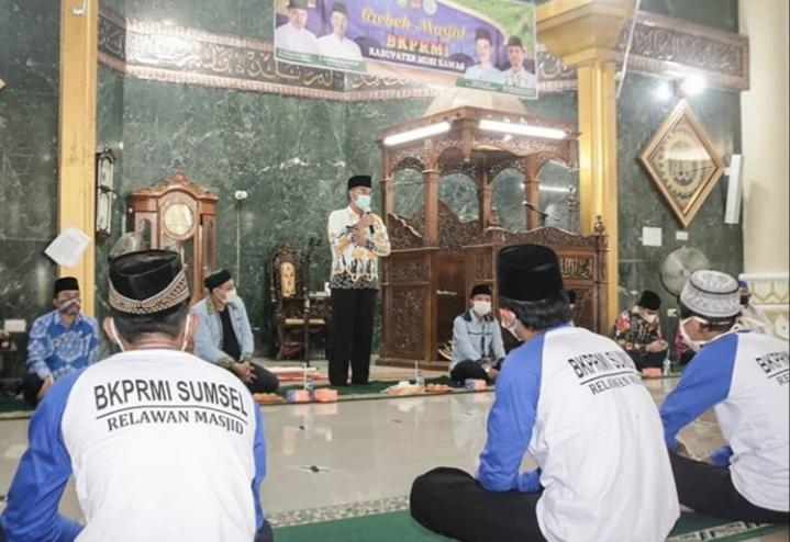 Harapan Bupati, BKPRMI Tumbuhkan Semangat Pemuda Makmurkan Masjid