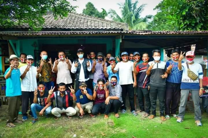 Tokoh Masyarakat & Milenial Lubuk Ngin Selangit Sepakat Menangkan H2G-Mulya