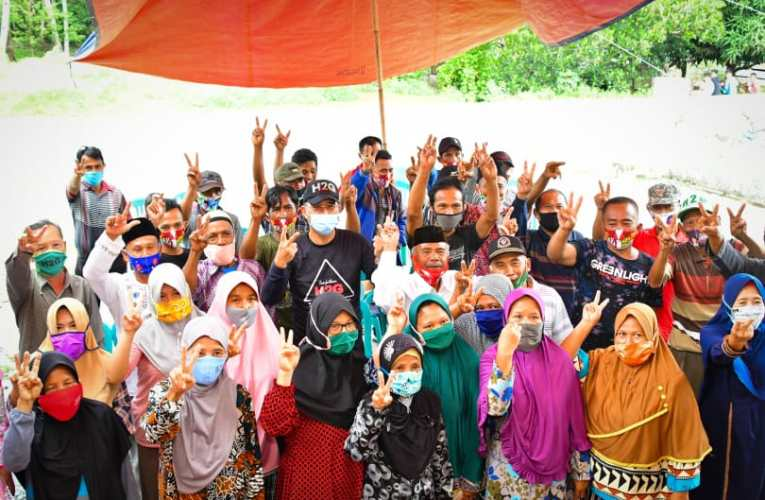 Lebih Dari 11 Ribu DPT Tuah Negeri Siap Coblos Nomor 2 H2G-Mulya