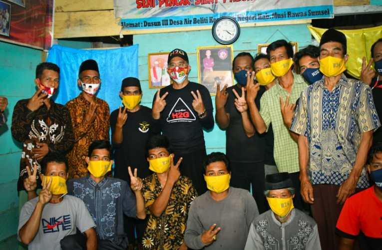 H2G Mulya Dapat Dukungan Perguruan SPSP An Nurul Yaqin