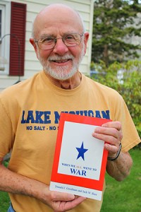Author Dom Goodman