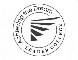 Leader College logo