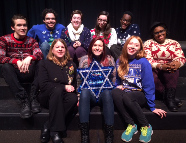 Stories of the Season in Overbrook Theater