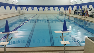 Lakeshore Fitness Center pool