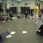 Acting Workshop at MCC