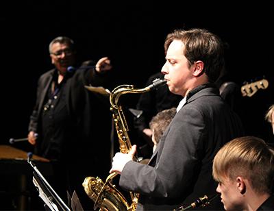 MCC Jazz Ensemble in Concert