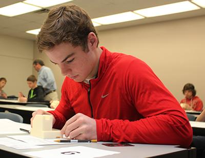 CAD Drafting Contest 2014 at MCC