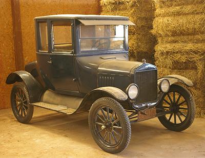 1923 Model T