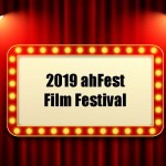 2019 ahFest Film Festival graphic