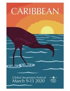 2020 GAF Caribbean Poster