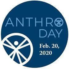 Anthro Day 2020 logo
