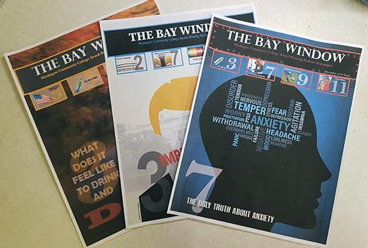 The Bay Window newspapers