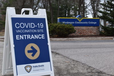 Sign for COVID vaccines on campus