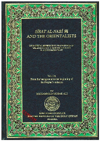 SiRAT AL-NABi AND THE ORIENT ALISTS