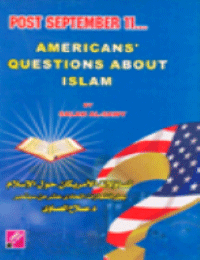 AMERICANS' QUESTIONS ABOUT ISlAM POST SEPTEMBER 11