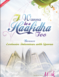 I Wanna be a Haafidha Too!