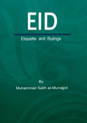 Eid Etiquette and Rulings