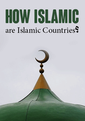 How Islamic are Islamic Countries?