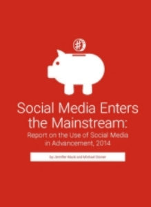 Social Media Enters the Mainstream: Report on the Use of Social Media in Advancement