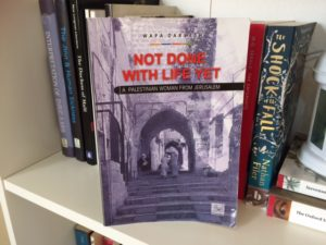 Cover of Not Done With Life Yet.