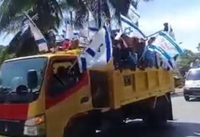 Pawai Bendera Israel Dianggap Tradisi, Bentuk Ketidakadilan