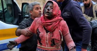 Artileri Militer Suriah Kembali Hujani Pedesaan Idlib
