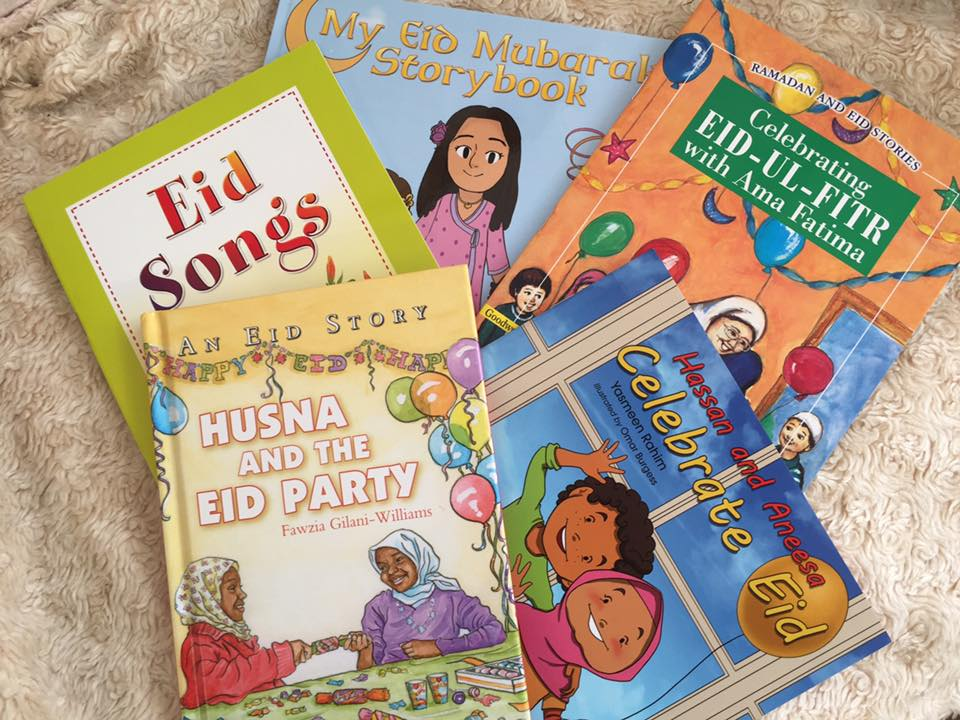 5 books for Eid