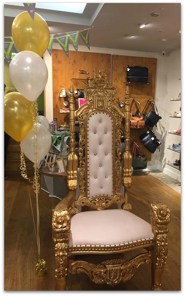 Hotter Cinderella Chair