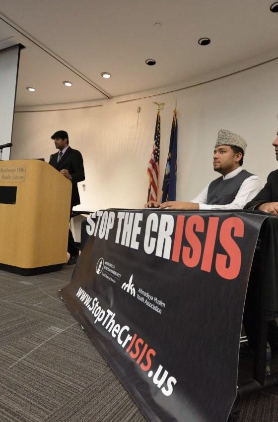 Stop The CrISIS  – Detroit – 2015