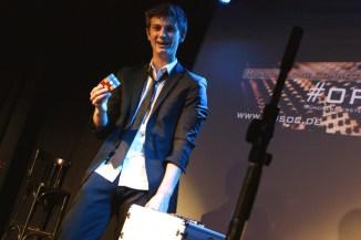 #guest und Comoderator: Max Olbrich