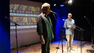 Führten gewohnt durch den Abend: Michael Bohlmann & alex sebastian