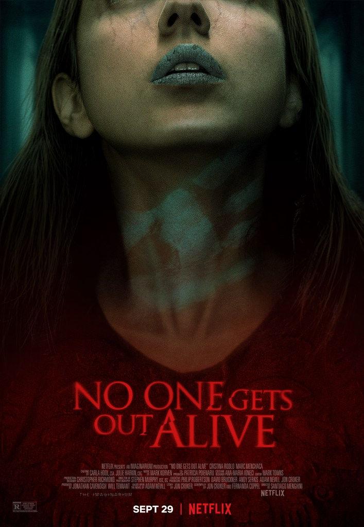 No One Gers Out Alive Netflix
