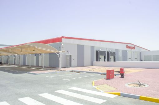 Honeywell Facilities in Masdar City