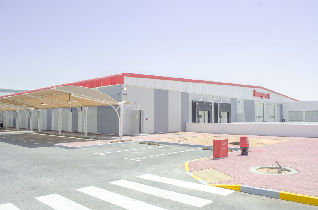 Honeywell New Facilities in Masdar City