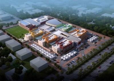 Abu Dhabi Future Schools (Phase 3, Package 1)