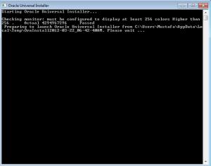 Oracle Database 11g Release 2 kurulum-2