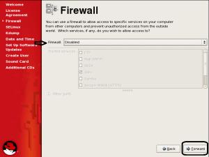 Linux Redhat kurulumu21