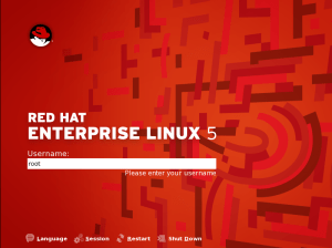 Linux Install35