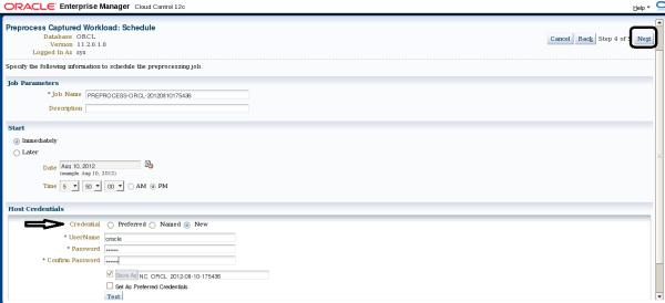 Oracle 12c Cloud Database Replay