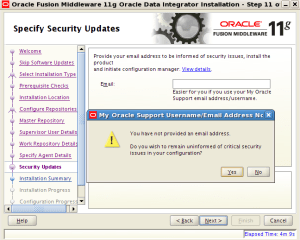 oracle data integrator agent start and stop