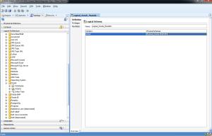 oracle data integrator logical schema