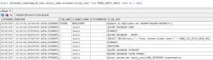 Oracle Audit disk